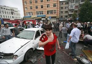 ФСБ сообщила о задержании троих подозреваемых в причастности к теракту в Северной Осетии