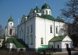Новости Киева - УПЦ МП - церковь - Киевсовет передал женскому монастырю здания общей площадью почти 5 тысяч кв метров на Подоле
