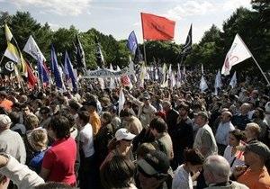 Российской оппозиции не разрешили провести акцию в центре Москвы
