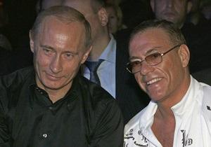 Ван Дамм: Путин говорит об Украине как о большом ребенке