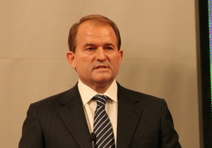 Медведчук дал первое интервью после заявления о возвращении в публичную политику