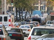 Еще 44 киевских улицы станут односторонними