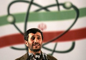 Ахмадинеджад распорядился построить в Иране четыре новых атомных реактора