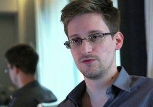 Сноуден попросил убежище в 21 стране - Wikileaks