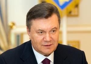 Янукович: На должность министра финансов есть три кандидатуры