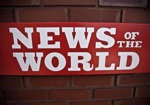В Британии арестован бывший ответственный редактор News of the World