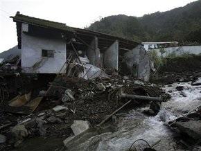 Тайфун Моракот унес жизни более 500 человек на Тайване