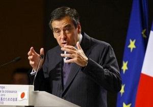 Саркози оставил Франсуа Фийона на посту премьера