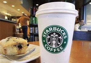 Starbucks в Британии критикуют за налоговые инициативы