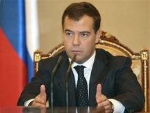 Медведев: НАТО спровоцировало конфликт на Кавказе