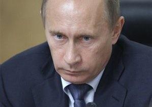 В преддверии Олимпиады Путин приказал силовикам обеспечить антитеррористическую защиту
