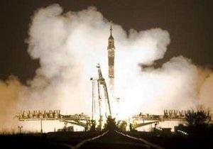 С Байконура стартовала ракета Союз-ФГ с новым экипажем МКС