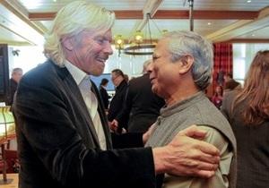 Нобелевский лауреат и создатель микрокредитования заявил в Ялте, что пока решить проблему бедности в мире невозможно