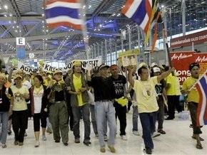 Международные авиакомпании отменяют рейсы в Таиланд