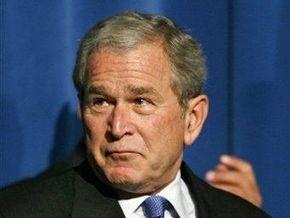 Буш позвонил Обаме и поздравил его с победой