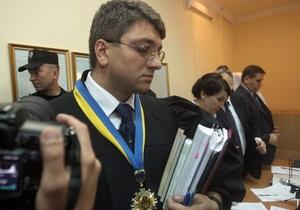 Киреев грозится отстранить еще одного защитника Тимошенко