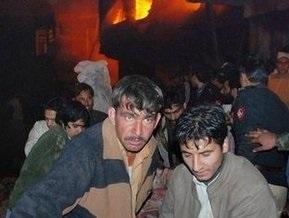 Взрыв на рынке в Пакистане: более 15-ти погибших
