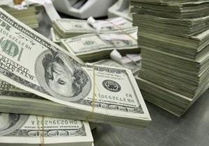 Объем валюты в резервах НБУ упал до минимума с июля 2010 года