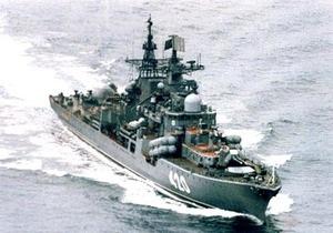 Россия начала разработку эсминца нового поколения