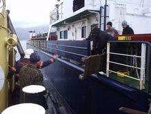 У берегов Ялты умер член экипажа сухогруза Роксолана-1