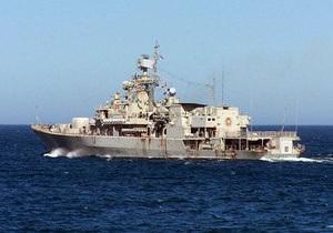 ВМС Украины опровергает информацию блогера о  бунте на фрегате Гетман Сагайдачный