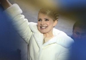 Тимошенко лидирует в рейтинге премьер-министров Украины - опрос