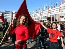 Франция признала независимость Косово