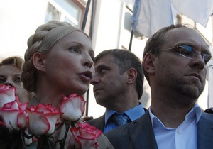 Защитник Тимошенко о вчерашних событиях в Генпрокуратуре: Это были не шутки и не игры