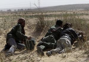 В Бельгии считают, что в Ливии возможна биологическая или химическая война