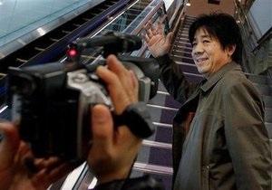 Китайский диссидент три месяца прожил в аэропорту Токио