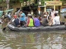 Наводнения в Индии унесли жизни не менее 70 человек