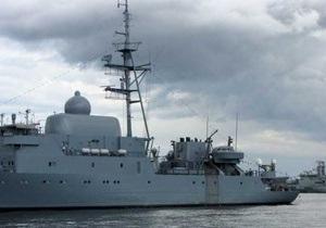 DW: Что делает немецкий корабль-разведчик у берегов Сирии