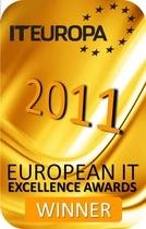 HansaWorld получает награду European IT Excellence Award 2011 как лучшее SaaS решение