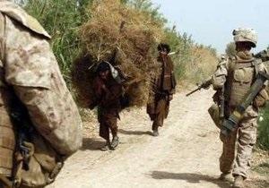 Число погибших в Афганистане американских солдат за год выросло вдвое