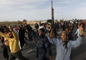 В Ливии в братской могиле обнаружили тела 60 противников Каддафи