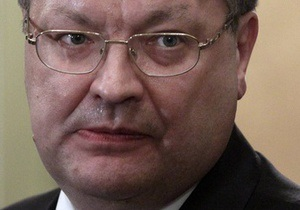 FAZ: Наше будущее связано с Евросоюзом. Интервью Константина Грищенко