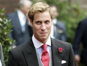 Британский принц Уильям  получил символичное звание юриста