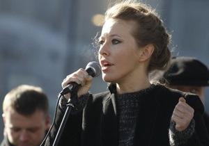 Дженнифер Лопес отказалась обсуждать с Собчак политику и Pussy Riot