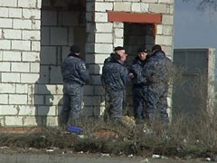 ЧП на автобане Киев - Одесса: Милиция пригрозила дальнобойщикам тюрьмой