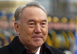 Назарбаев официально объявлен победителем на выборах в Казахстане