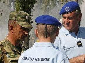 Информация о похищении наблюдателей ОБСЕ в Южной Осетии не подтвердилась