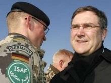 Немцы не поедут в Афганистан вопреки просьбе США