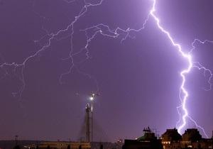 Во время шторма в Колорадо за полчаса блеснули более 2,5 тысяч молний