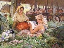 В киевской галерее Лавра открывается выставка живописи ХХ-ХХІ веков