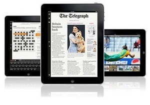 The Daily Telegraph запустила приложение для iPad