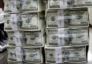 Украина намерена увеличить золотовалютные резервы до $35 млрд уже к концу года