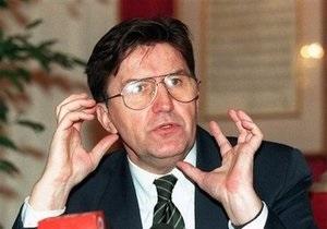 В Лондоне арестован один из бывших руководителей Боснии и Герцеговины
