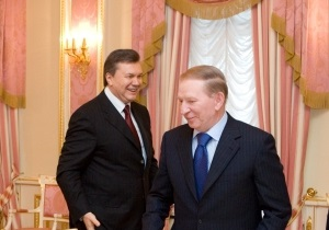 Кучма оценил первый год правления Януковича