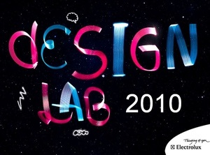 Electrolux Design Lab 2010 – второй космический век