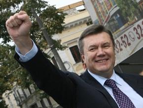 Янукович: Вопрос о русском языке никогда не будет снят с повестки дня